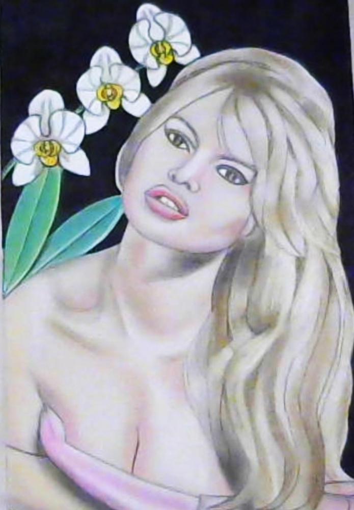 Brigitte Bardot par Delilah5